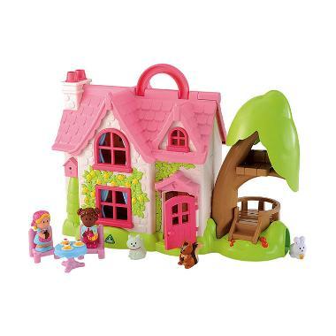 Jual Happyland Cherry Lane Cottage 141692 Online Harga