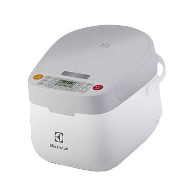 Electrolux ERC6503W Rice Cooker [1.2 L]