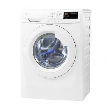 Electrolux EWF 85745 Mesin Cuci - Putih [Front Loading/7.5 Kg]