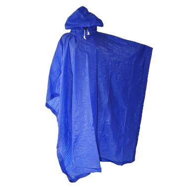 harga Jas Hujan Ponco Dewasa Elephant Medium 210 - Biru Semua Ukuran Blue Polos Blibli.com