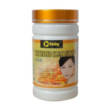 Emilay Original Obat Pemutih Badan  ... Obat Pemutih Kulit Herbal