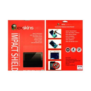 Exskins impact shield for iPad 2/3/ ...