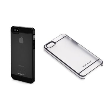 Macally iPhone5 Curve5 Case Black C ...