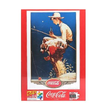 Epoch Boy Fishing 11-369 Mainan Puzzle [1000 pcs]