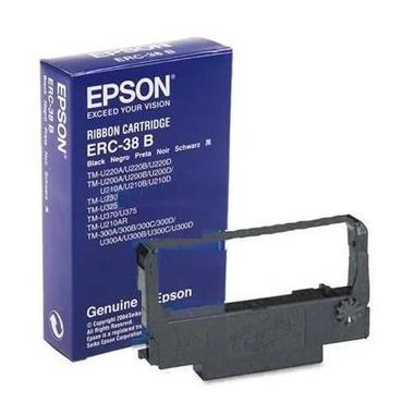Epson Original ERC-38 Hitam Ribbon Catridge