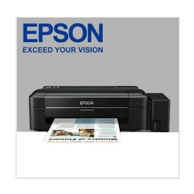 Epson L310 Printer + Free Tinta Printer Original
