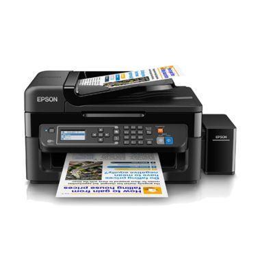 Epson L565 Printer Multifungsi [A4/color MFP/PSC/FAX/LAN/WiFi]