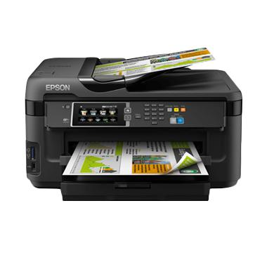 Epson WF-7611 A3 All-in-One Wifi Printer