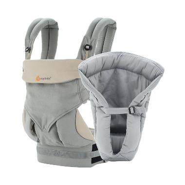 Ergo Baby Bundle of Joy 360 Grey Gendongan Bayi