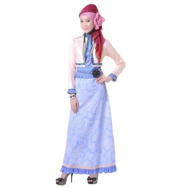 Esme Gamis E-011009 Pink Muda - Mot ...