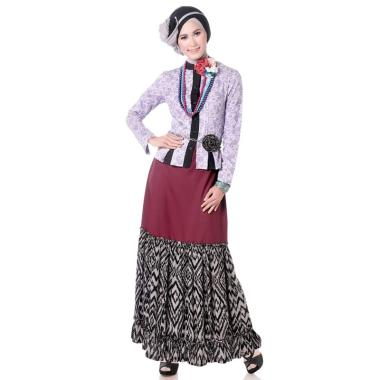 esme-fashion_esme-shortdress-e-010708-warna-kombinasi_full01 Kumpulan List Harga Gamis Kombinasi Masa Kini Terbaru saat ini