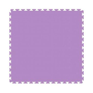 Evamats Polos Karpet Puzzle Ungu 30x30cm [10 Pcs]
