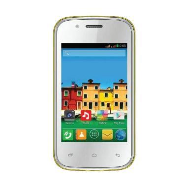 Evercoss A12B Smartphone - Kuning