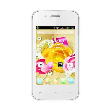 Evercoss A53B Smartphone - Putih Biru
