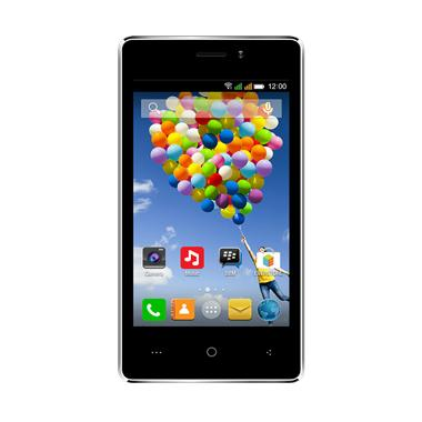 Evercoss A74A Winner T Smartphone - Hitam [8GB/ 1GB]