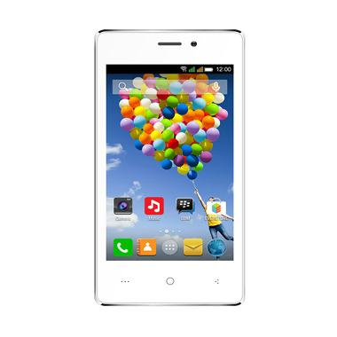 Evercoss A74A Winner T Smartphone - Putih [8GB/ 1GB]