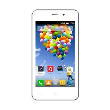 Evercoss A74C Jump Smartphone - Putih [4 GB]