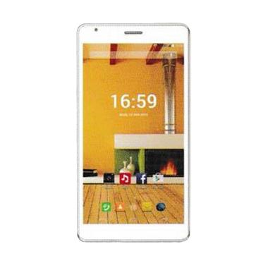 Evercoss AT5 Putih Smartphone + Softcase