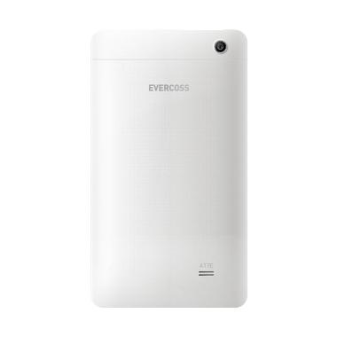 Evercoss AT7E Jump Tablet - Putih [4 GB]
