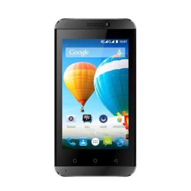 Evercoss B74 Winner T3 Smartphone - Hitam [8GB/ 1GB]