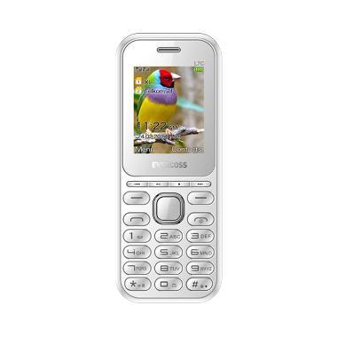Jual Evercoss L7C Handphone - Putih Biru Harga Rp 168000. Beli Sekarang dan Dapatkan Diskonnya.
