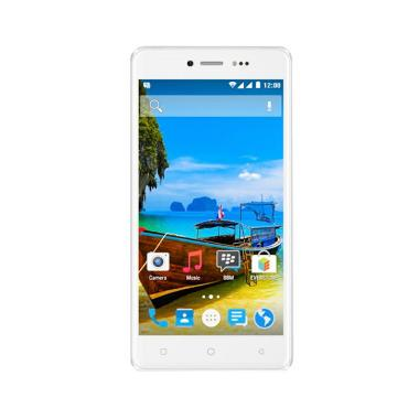 Evercoss R50B Winner Y2 Power Smartphone - Putih [ 8 GB]