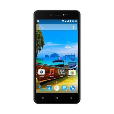 Evercoss Winner Y2 Plus Power R50A Smartphone - Hitam [16 GB]