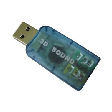 Sp USB Sound Card
