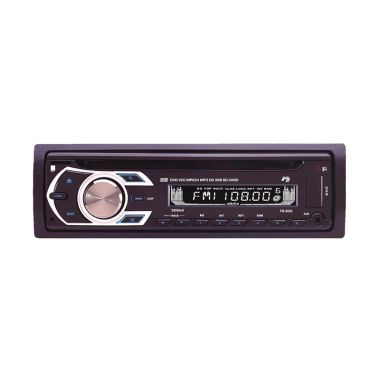F8 803 DVD Player Hitam Head Unit Single Din