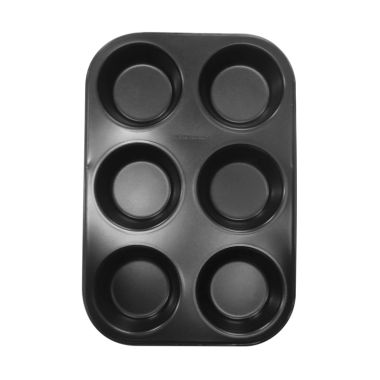 Fackelmann Muffin Pan [6 Cups]