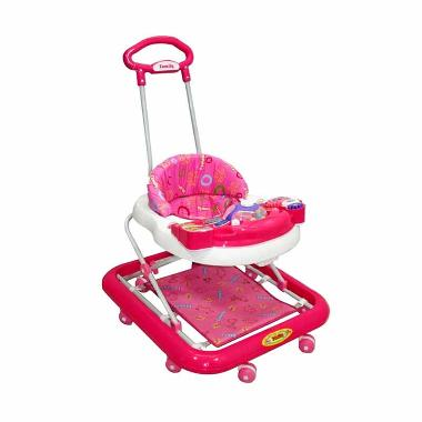 Family Baby Walker Rolex FB 2115 D Pink