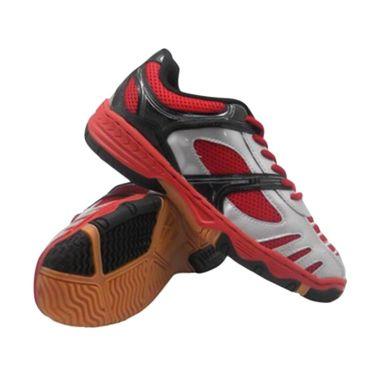 Fans R3 R Red Sepatu Badminton Wanita