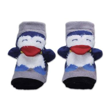 Farlin Superior 3d Cotton Socks Grey