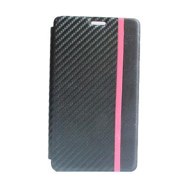 Fashion Selular FS Carbon Motif 2 Casing for Xiaomi Redmi Note