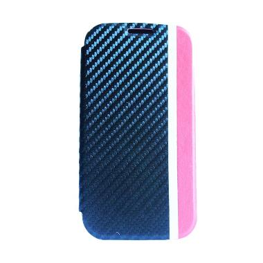 Fashion Selular FS Carbon Motif 3 Casing for Samsung S4