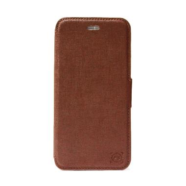 Fashion Selular FS Marvel Casing for iPhone 6 - Brown