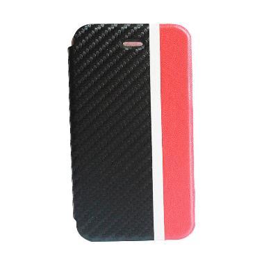 Fashion Selular Sarung Carbon Motif 4 Casing for iPhone 5