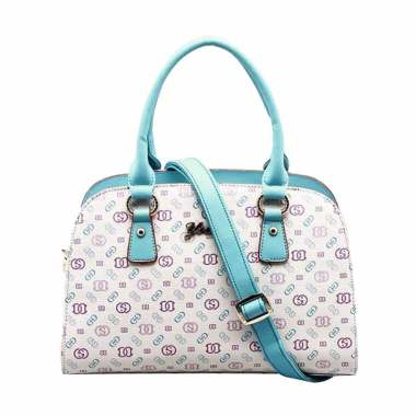 You've Hand Bag 534 Blue Double GG  ...