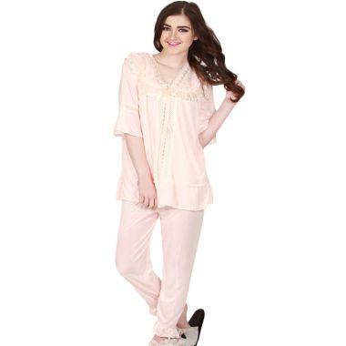 You've - Aleana Lace Sleepwear Set  ...