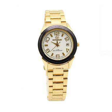 MIRAGE Original Watch Japan Technology 8185 BRP-L Jam Tangan Pria - White