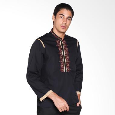 Fayyad Afgar Baju Koko - Black/Mocca