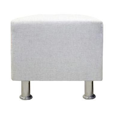Ferniture Eolia Stool Putih Gading  ...