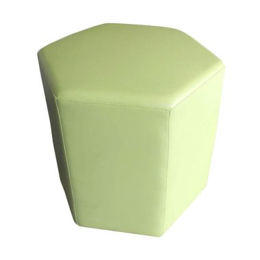 Ferniture Honey Comb Stool Mint Green Sofa