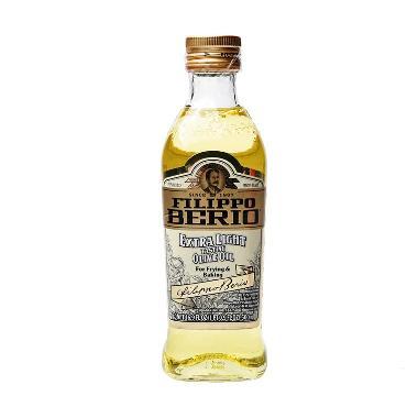 Filippo Berio Extra Light Olive Oil [500 mL] 116389
