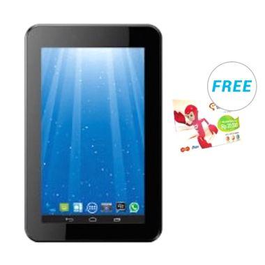 Smartfren Vitell Thunderstorm Putih Tablet Android