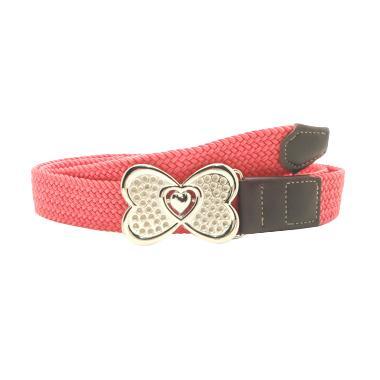 Fon Belt Sherman Love Pink Ikat Pinggang