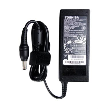 TOSHIBA Charger Laptop for Toshiba [19v-3.42a/2.5mm/65W/Standart]