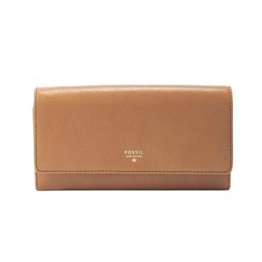 Fossil Sidney Flap Wallet SL 5000235 Dompet Wanita