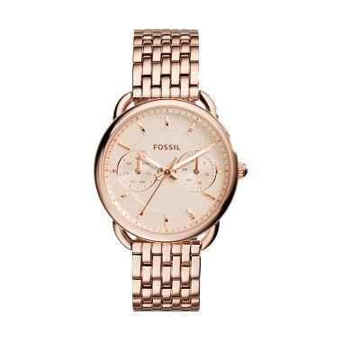 FOSSIL Tailor Chronograph Rose Gold ES3713 Jam Tangan Wanita