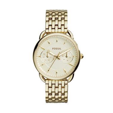 fossil_fossil-tailor-multifunction-es3714-jam-tangan-wanita---gold-tone_full04 Review Daftar Harga Jam Tangan Wanita Fossil Gold Terbaik tahun ini